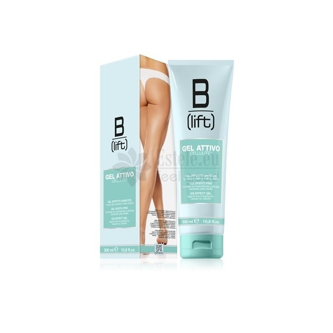 ACTIVE GEL CELLULITE 200 ml -- UAB ESTELĖ