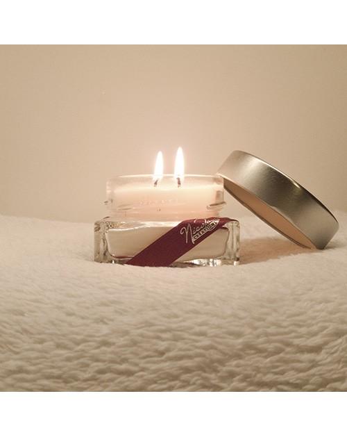 Aromatinė žvakė Cotton Flower -- UAB ESTELĖ
