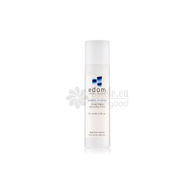 EDOM šampūnas Normaliems ir linkusiems riebaluotis plaukams, 250 ml. -- UAB ESTELĖ