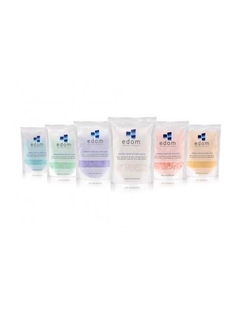 EDOM aromatinės Negyvosios jūros druskos voniai, 250 gr. -- UAB ESTELĖ
