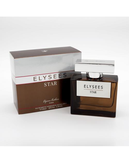Smaržas vīriešiem Elysees Star EDP 100 ml -- UAB ESTELĖ