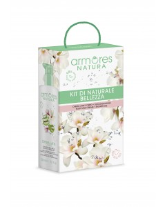 ARMORES NATURA body care kit 600 ml