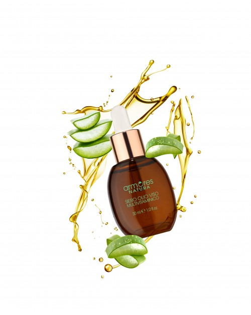 Armores Natura MULTIVITAMIN Face Oil Serum 30 ml -- UAB ESTELĖ