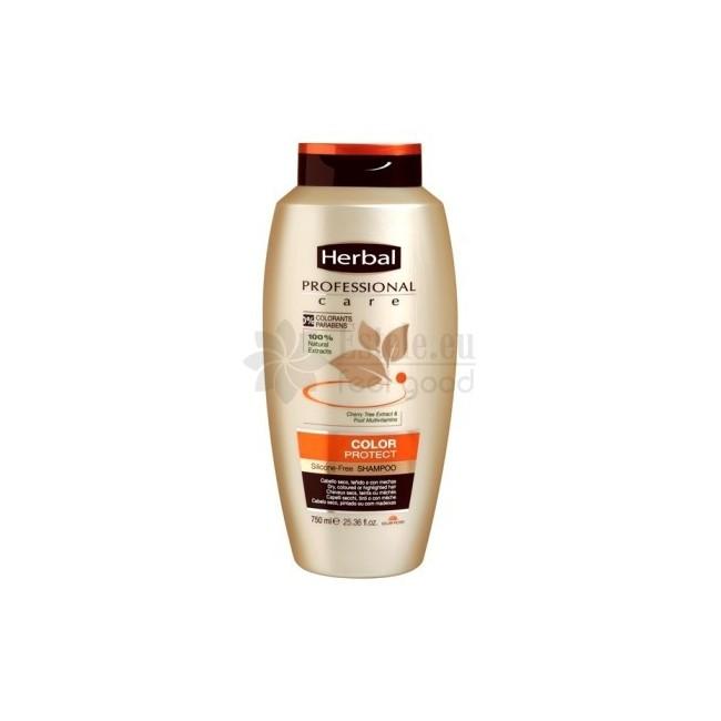 HERBAL Professional Protective Shampoo 750 ml -- UAB ESTELĖ