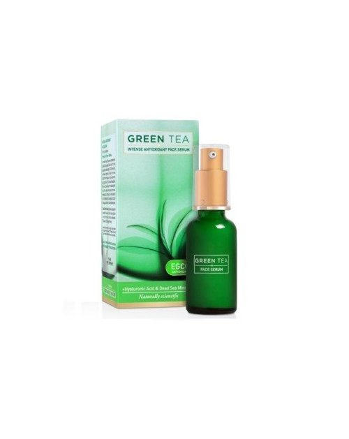 GREEN TEA intensīvs antioksidantu serums, 30 ml -- UAB ESTELĖ