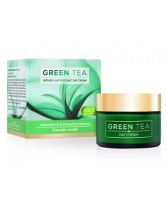 GREEN TEA Intensyvus antioksidacinis dieninis kremas veidui, 50 ml -- UAB ESTELĖ