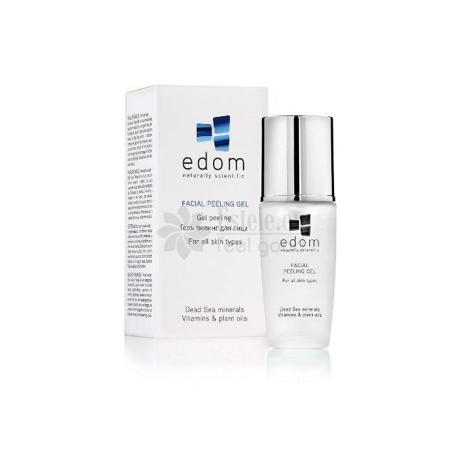 Facial peeling Gel 30 ml -- UAB ESTELĖ