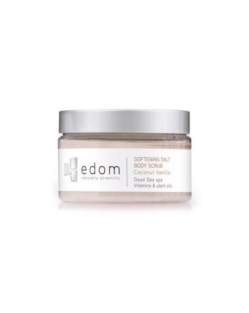 Softening Salt Body Scrub Coconut Vanilla -- UAB ESTELĖ